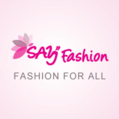 Say Fashion Discount Codes & Coupon Codes 2017