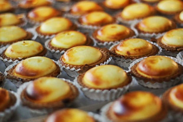 5 Drool-Worthy Baked Cheese Tarts in Klang Valley