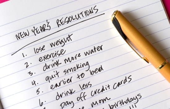How To Succeed With Your New Year Resolutions