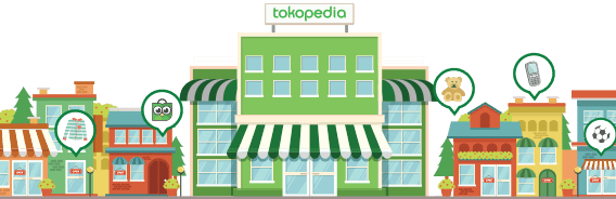 tokopedia footer